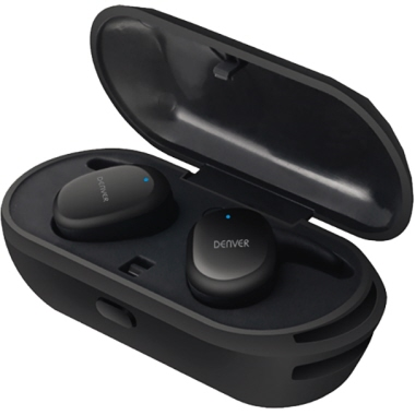 DENVER Kopfhörer TWE-53 In-Ear 10m Batterie schwarz