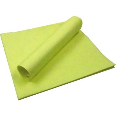 aQualine Microfasertuch 36 x 38 cm (B x L) 55 % Polyester, 45 % Polyamide gelb 2 St./Pack.