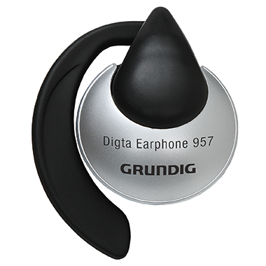 Grundig Kopfhörer Digta Earphone 957 Stenorette-Serie, Digta Soundbox 830, Digta Station 447 Plus si