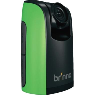 Brinno Zeitrafferkamera 140° 18mm AA/Mignon inkl. 2 Gummigurte, SDHC-Karte (4 Gbyte)