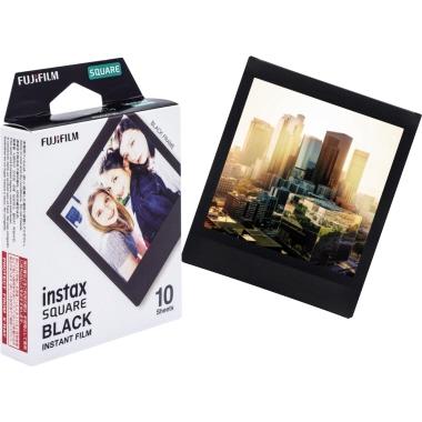 Fujifilm Film Fotoapparat instax SQUARE Fotodrucker SHARE SP-3 10 St./Pack.