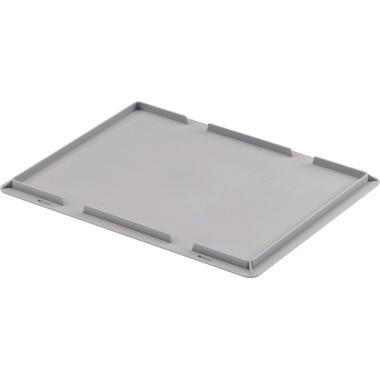 ALUTEC Deckel Aufbewahrungsbox ALUTEC Aufbewahrungsbox 05040 40 x 30 cm (B x T) Polypropylen grau