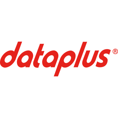 dataplus® Schnellhefter DIN A4 Polypropylen anthrazit