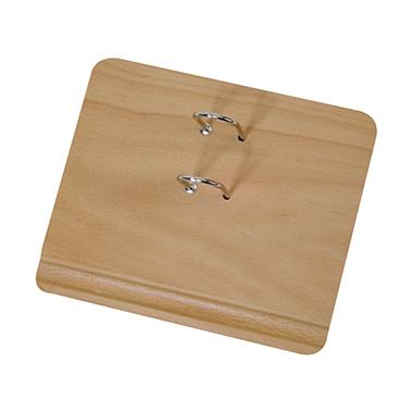 BRUNNEN Kalenderständer für 8 x 10,8 cm 20 x 4,5 x 16 cm (B x H x T) Holz hellbuche