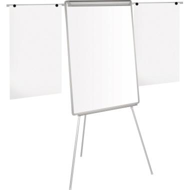 Bi-office Flipchart 70 x 200 cm (B x H) Stahl/Aluminium weiß