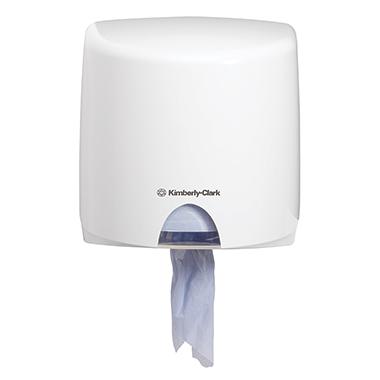 Aquarius Wischtuchspender Roll Control 27,6 x 27,8 x 22,6 cm (B x H x T) Kunststoff weiß