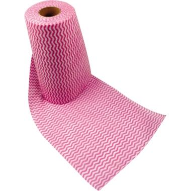 aQualine Wischtuch 20 x 40 cm (B x H) 70 % Viskose, 30 % Polyester farbig sortiert (freie Farbauswah