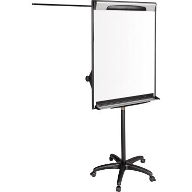 Bi-office Flipchart 70 x 200 cm (B x H) Stahl weiß