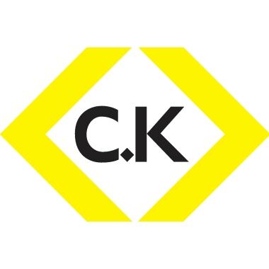 C.K Tools Sicherheitsmesser 6mm 1 Glied zusammenklappbar Stahl