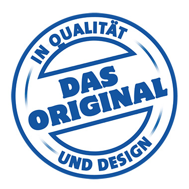 BIC® Kugelschreiber Cristal® Original 0,4mm blau dokumentenecht Farbe des Schaftes: transparent