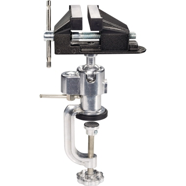 BASETech Schraubstock 150 x 255 x 75 mm (B x H x T) 55mm 900g