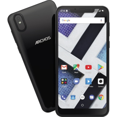 "Archos Smartphone Core 62S 15,74 cm (6,2"") 19h 996 x 480 Pixel 16 Gbyte Android 9.0 inkl. Netzteil/L"