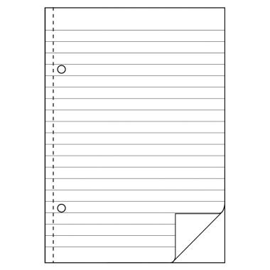 Avery Zweckform Durchschreibebuch DIN A5 1 Durchschlag 2 x 50 Bl.