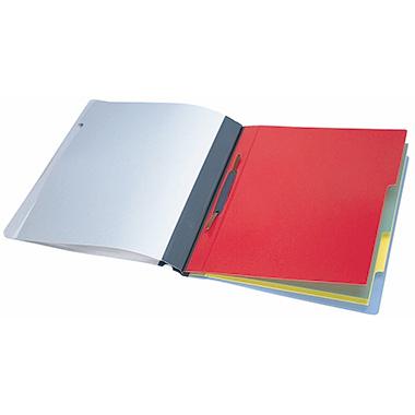 DURABLE Organisationshefter DIVISOFLEX® DIN A4 250 Bl. (80 g/m²) 5 Unterteilungen Hartfolie/Weichfol