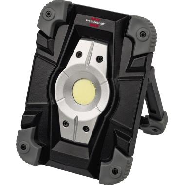 brennenstuhl® Baustrahler ML CA 110 M 10W 1.000lm Kunststoff/Metall schwarz/grau