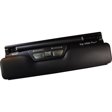 BakkerElkhuizen Optische PC Maus ErgoSlider Central USB schwarz