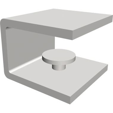 Adapter Tischtrennwand 10 Tischtrennwand 400 mm