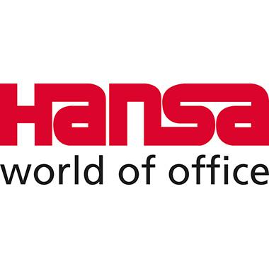 Hansa-Technik Fußstütze footness-comfort 46 x 36 cm (B x T) nicht beheizbar 80 % HIPS Recyclingmater