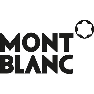 Montblanc Tintenpatrone nicht löschbar schwarz 8 St./Pack.