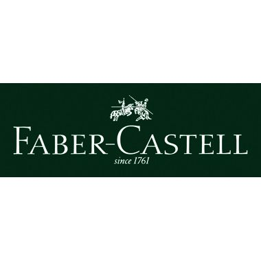 Faber-Castell Tintenpatrone Standard nicht löschbar schwarz 6 St./Pack.