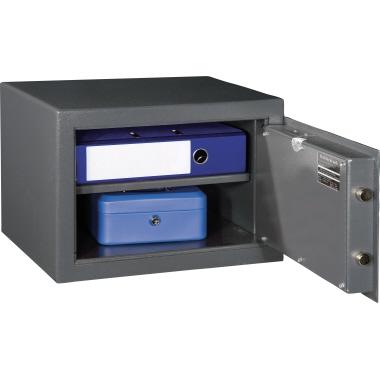 Format Möbeltresor M 410 35 x 22,6 x 29,6 cm (B x H x T) 45mm Stahl graphitgrau