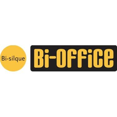 Bi-office Mobiles Flipchart mit Ablageschale Sternfuß mit 5 Rollen Metall/Aluminium schwarz