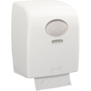 Aquarius Handtuchspender 29,7 x 37,4 x 24,8 cm (B x H x T) Kunststoff weiß