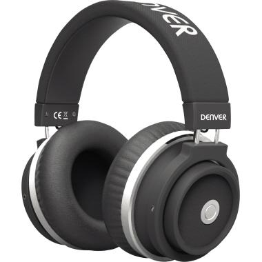 DENVER Kopfhörer BTH-250 10m Akku schwarz