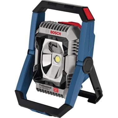 BOSCH Baustrahler Professional GLI 50.000h 2.200lm Kunststoff blau