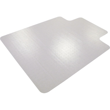 Cleartex Bodenschutzmatte advantagemat® 115 x 134 cm (B x T) Vinyl transparent