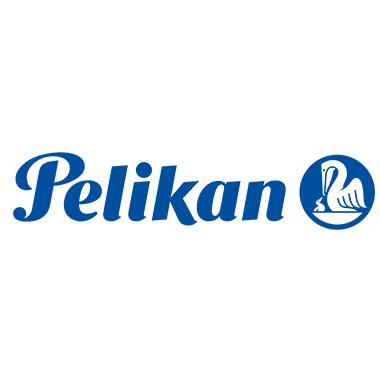 Pelikan Füllfederhalter Pelikano A links abgeschrägt blau