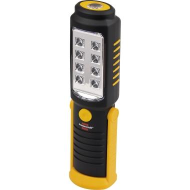 brennenstuhl® Arbeitsleuchte HL DB 81 M1H1 250lm tageslichtweiß 9 LEDs Batterie