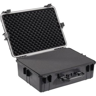 BASETech Werkzeugkoffer 430 x 215 x 560 mm (B x H x T) 30kg inkl. Schaumstoffeinsatz Polypropylen sc