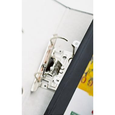 DURABLE Angebotshefter DURAPLUS® DIN A4, Überbreite PVC dunkelblau