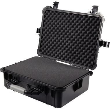 BASETech Werkzeugkoffer 350 x 150 x 295 mm (B x H x T) 20kg Polypropylen schwarz
