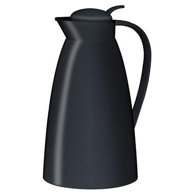 alfi Isolierkanne Eco 1l Kunststoff schwarz