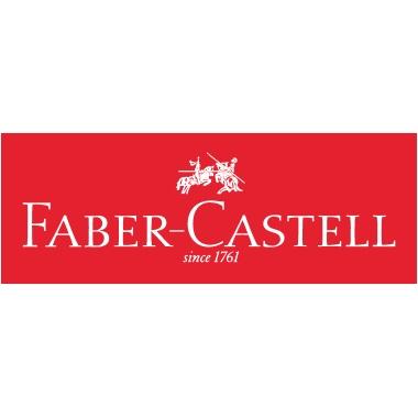 Faber-Castell Knetgummiradierer ART ERASER Kohle, Pastell 3,5 x 1 x 4 cm (B x H x L) Knetgummi bromb