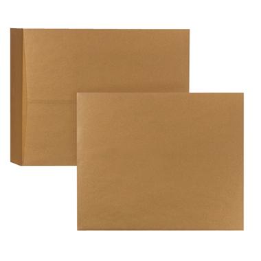 BONG Pendelröntgenfilmtasche 37 x 45 cm (B x H) 120g/m² Papier braun