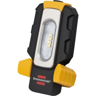 brennenstuhl® Arbeitsleuchte HL DA 40 MH 200lm tageslichtweiß 4 LEDs Akku