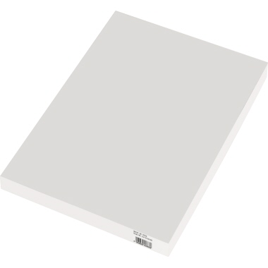 Kopierfolie DIN A4 100µm einseitig beschichtet stapelverarbeitbar 100 Folien/Pack.