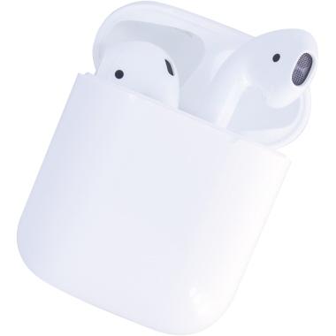 Apple Kopfhörer AirPods Apple iPhone, iPad, iPod, Mac, Watch, TV Akku weiß