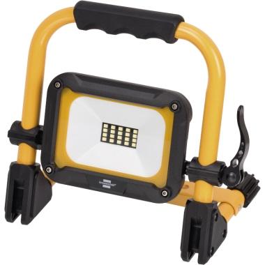 brennenstuhl® Baustrahler JARO 1000 MA 10W 1.000lm Kunststoff/Metall orange/schwarz