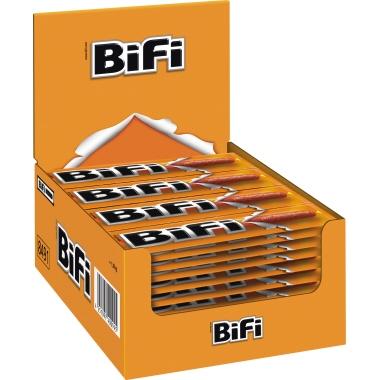 BiFi Wurst-Snack Original Minisalami 40 x 25 g/Pack.