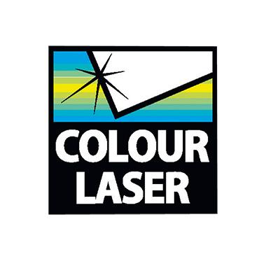 Avery Zweckform OHP Laserfolie DIN A4 130µm stapelverarbeitbar Polyester transparent einseitig besch