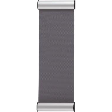 Franken Türschild Clip 115 x 330 mm (B x H) Beschriftungsschild auswechselbar Aluminium, Kunststoff