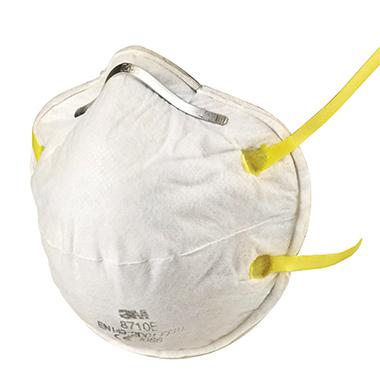 3M(TM) Atemschutzmaske 8710PRO20 Mehrweg FFP1 EN 149:2001, A1:2001, A1:2009 Polypropylen/Polyester/A