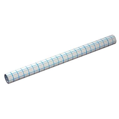 Bucheinbandfolie 40 cm x 10 m (B x L) selbstklebend Polypropylen transparent