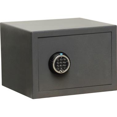 Format Möbeltresor M 410 35 x 22,6 x 29,6 cm (B x H x T) 45mm Stahlblech graphitgrau