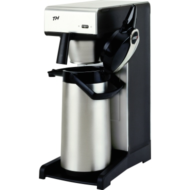BRAVILOR BONAMAT Kaffeemaschine TH 23,5 x 40,6 x 54,5 cm (B x H x T) 2.310W inkl. Kaffeemaß, 1 Beute