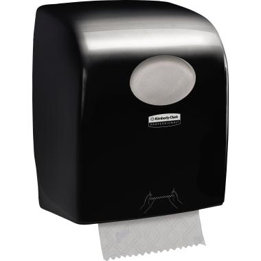 Aquarius Handtuchspender 29,7 x 37,4 x 24,8 cm (B x H x T) Kunststoff schwarz